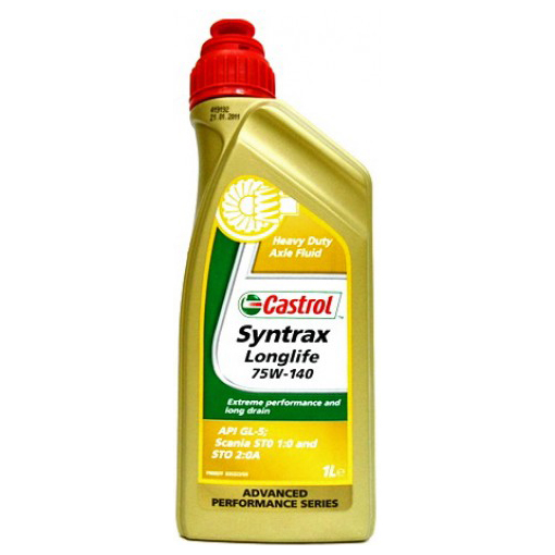 CASTROL Syntrax L.S. 75/140 GL-5/6  1л  (1/12)