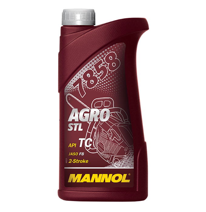 MANNOL  AGRO for STIHL  (для 2-х такт. двиг.)(синт) 1л   (1/20)
