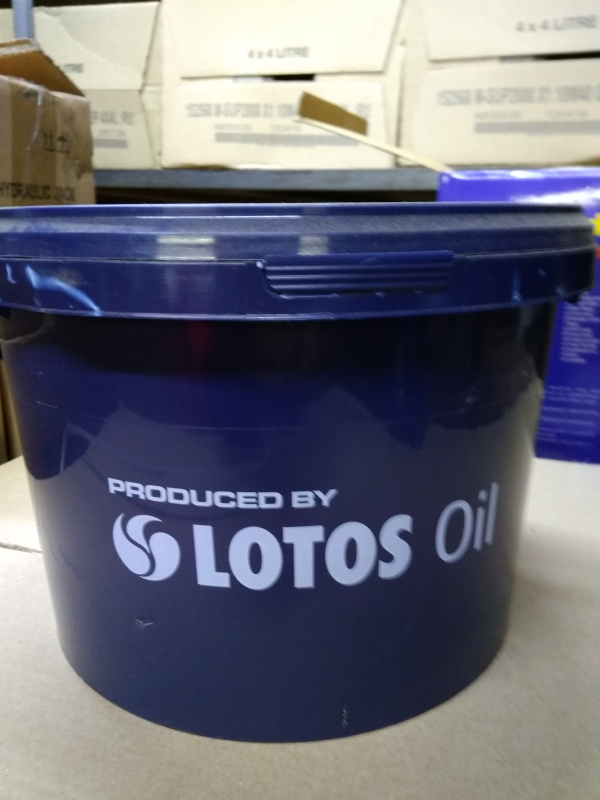 LOTOS GREASE LT-43 (ведро)  4 кг
