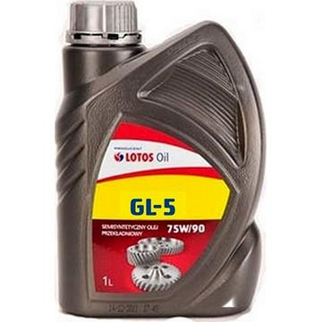 LOTOS SEMISYNTETIC GEAR OIL API GL-5 75W/90 1л