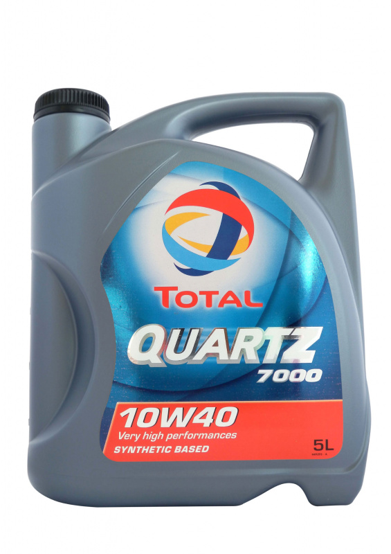 Total  Quartz  7000  SL/CF  10/40  (п/синт)  5л (1/3)